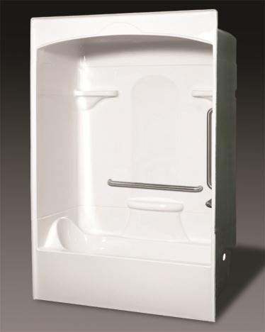 Oasis for 6 tub shower combo